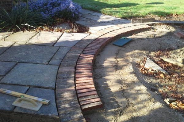 Brickwork Circle 1